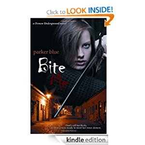 Free Kindle Book: Bite Me, by Parker Blue. Publisher: Bell Bridge Books (September 30, 2008)