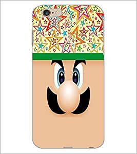 PrintDhaba Cartoon D-3744 Back Case Cover for APPLE IPHONE 6 (Multi-Coloured)