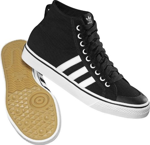 new product fe446 10045 Adidas Nizza hi G13124, Baskets Mode Homme - taille 42 23