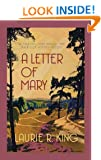 A Letter of Mary (Mary Russell Mystery 3) (Mary Russell & Sherlock Holmes)