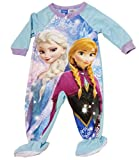 Disney Frozen Footed Pajama Blanket Sleeper Baby Girls' (12 Months)
