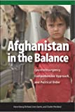 img - for Afghanistan in the Balance: Counterinsurgency, Comprehensive Approach, and Political Order (Queen's Policy Studies Series) book / textbook / text book