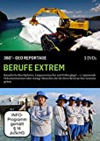 DVD Cover '360° - GEO Reportage: Berufe extrem [3 DVDs]