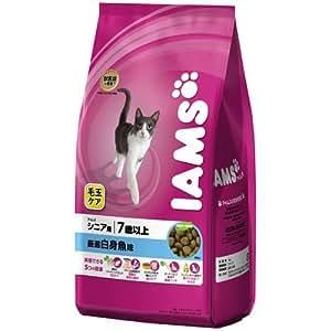 アイムス 毛玉ケア 7歳以上のシニア猫用 白身魚味 3KG