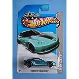 Mattel 2013 Hot Wheels Hw City 24/250 - 11 Corvette Grand Sport