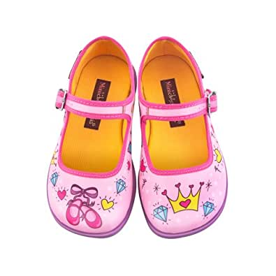 hot chocolate design mini chocolaticas princesa girls mary jane flat shoes. Black Bedroom Furniture Sets. Home Design Ideas