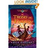 El trono de fuego (Vintage Espanol) (Spanish Edition)
