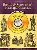 img - for Braun & Schneider's Historic Costume by Braun & Schneider (2003-08-28) book / textbook / text book