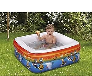 planschbecken badespa schwimmbad f r kleinkinder und gro e kinder familienpool pool. Black Bedroom Furniture Sets. Home Design Ideas