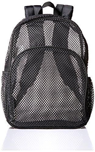 eastsport-mesh-rucksack-black