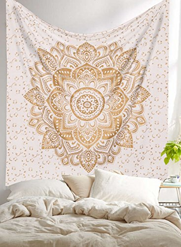 exclusive-golden-ombre-tapestry-by-labhanhi-ombre-bedding-mandala-tapestry-queen-multi-color-indian-