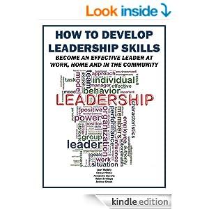 methods used to develop leadership skills
