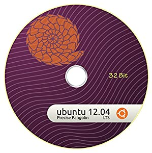 Ubuntu 12.04 Linux Precise Pangolin 2 DVDs (32 & 64 Bit)