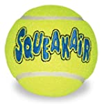 Kong Air Dog Squeaker Tennis Balls La...