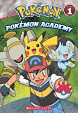 Diamond And Pearl Chapter Book #1: Pokemon Academy
