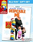 Despicable Me Limited Edition Ornament Gift Set (Blu-ray + DVD + Digital HD)