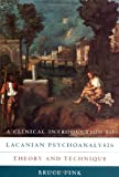 Clinical Intro to Lacanian C