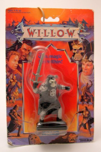 "3"" Willow Action Figure - General Kael Evil Commander - 1"