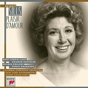 Beverly Sills: Plaisir D'Amour