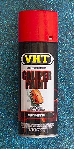 Vht Sp733 Brake Caliper Drum Paint Real Orange High Temp