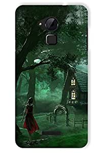 IndiaRangDe Hard Back Cover FOR Coolpad Note 3