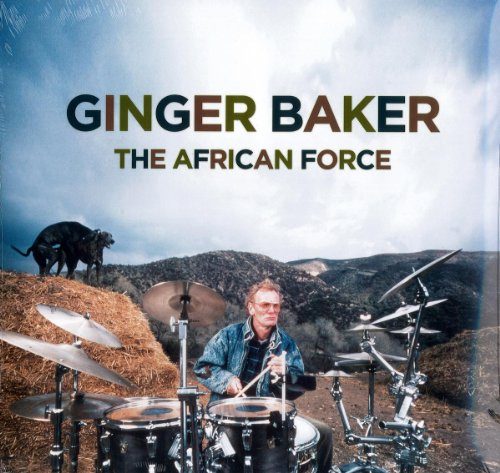 Ginger Baker: The African Force (Vinyl) by Ginger Baker