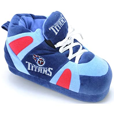 Tennessee Titans UNISEX High-Top Slippers by Comfy Feet