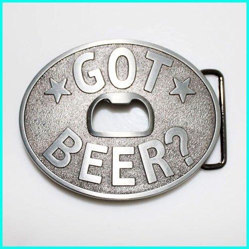 GOT Beer Bottle Opener Belt Buckle Oc-052as