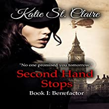 Black Moons: Second Hand Stops, Book 1 (       UNABRIDGED) by Katie St. Claire Narrated by Beth Kesler