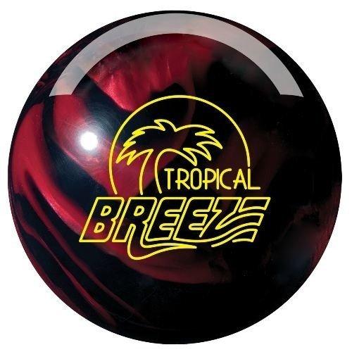 Storm Tropical Breeze Hybrid Black/Cherry (Size:15 lbs ) by Storm (Storm Breeze Hybrid Bowling Ball compare prices)