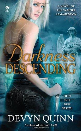 Image of Darkness Descending: A Novel of the Vampire Armageddon