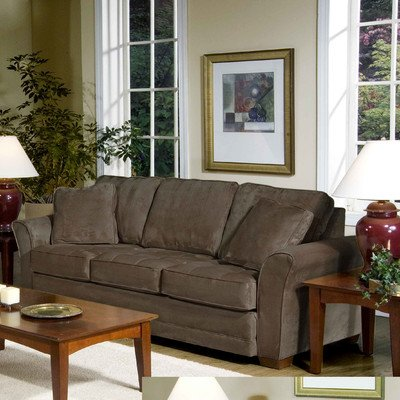 Sofa Fabric: Padded Walnut