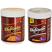 Defendo Combo Of Pure Protein Powder & Diabetic Powder - 150 G