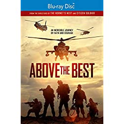 Above the Best [Blu-ray]
