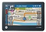 Motorola Motonav TN555 4.3-Inch Widescreen Bluetooth Portable GPS Navigator