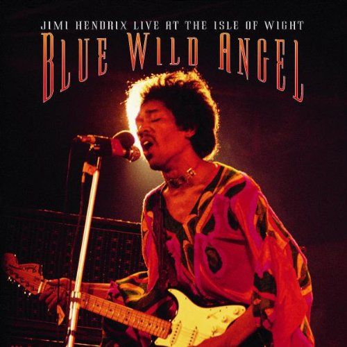 Blue Wild Angel: Live at the Isle of Wight artwork
