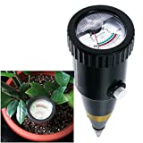 HeroNeo® New Soil PH Level Moisture Light Meter Tester Plant Crop Flower Hydroponics Analyzer