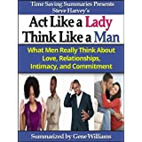 51tYszMPcuL. SL160 OU01 SS160  Act Like a Lady, Think Like a Man: A Summary of Steve Harveys Book (Kindle Edition)