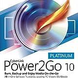 Power2Go 10 Platinum ダウンロード版 [ダウンロード]