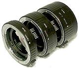 Kernel AF対応マクロエクステンションチューブ Canon EOS用接写リング 【ネットショップ ロガリズム】MET-EOS AF