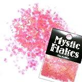 MystickFlakes オーロラピンク ティアドロップ 0.5g