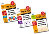 Letts Letts Key Stage 2 Success Grammar, Punctuation and Spelling Collection - 3 Books RRP £17.97 (Grammar, Punctuation & Spelling Revision Guide; Grammar, Punctuation & Spelling Workbook; Grammar, Punctuation & Spelling Practice Test Papers)