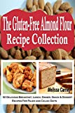 The Gluten-Free Almond Flour Recipe Collection: 50 Delicious Breakfast, Lunch, Dinner, Snack & Dessert Recipes For Paleo and  Celiac Diets