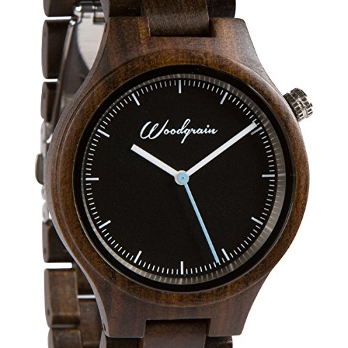 wood-grain-handmade-mens-wrist-watch-natural-black-sandalwood-all-wooden-watch