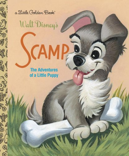 Scamp (Little Golden Books)