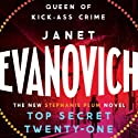 Top Secret Twenty-one: Stephanie Plum, Book 21 Audiobook by Janet Evanovich Narrated by Lorelei King