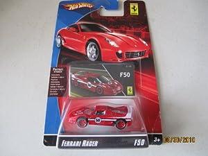 Hot Wheels F50 2008 Ferrari Racer #M9833