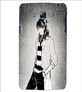 PrintDhaba Stylish Boy D-4925 Back Case Cover for SAMSUNG GALAXY J7 (Multi-Coloured)