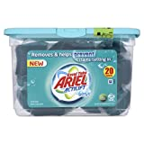 Ariel Excel with Febreze Liquitabs 20 Washes (Pack of 3)