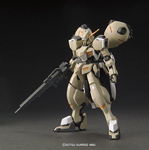 HG 機動戦士ガンダム 鉄血のオルフェンズ ガンダムグシオンリベイク 1/144スケール 色分け済みプラモデル